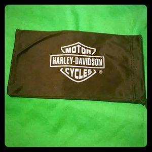 😎 3/$11 Harley-Davidson glasses bag